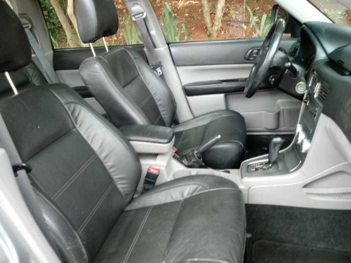 subaru forester 2.0 lx gasolina 2008 completa automática