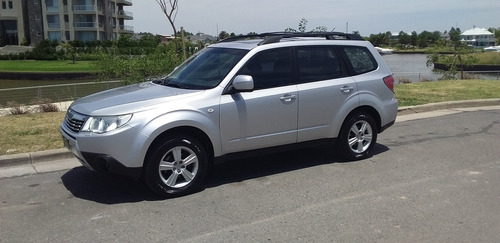 subaru forester 2.0 xs 5mt sawd 2009 impecable!!