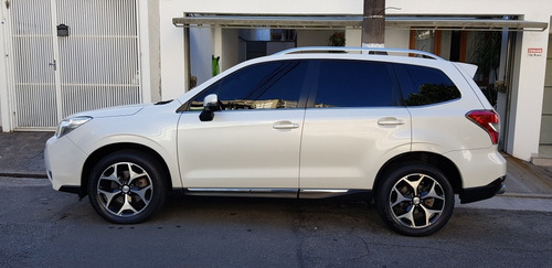 subaru forester 2.0 xt turbo awd aut. 5p 2015