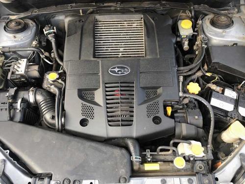 subaru forester 2010 2.5 xt mt sawd turbo sportshift 230cv