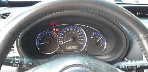 subaru forester 2010 xt 2.5 16v 4x4 turbo aut. blindada