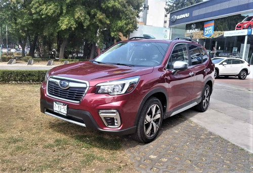 subaru forester 2020 5p 2.5 touring