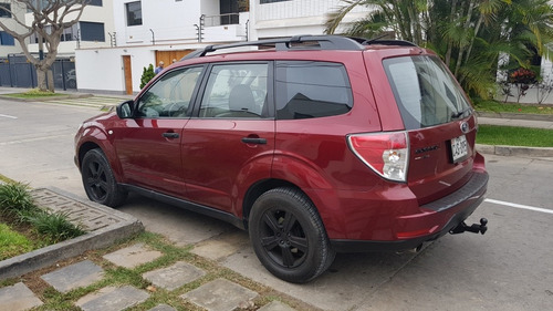 subaru forester 2.2 awd at xs