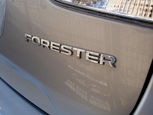 subaru forester 2.5 si drive ltd