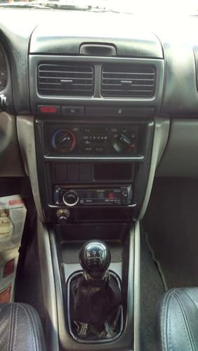 subaru forester 4x4 2.0 16v turbo 4p   2002