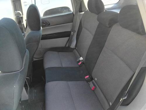 subaru forester awd 2.0 x automatica 4x4 2007 autosmdmotors