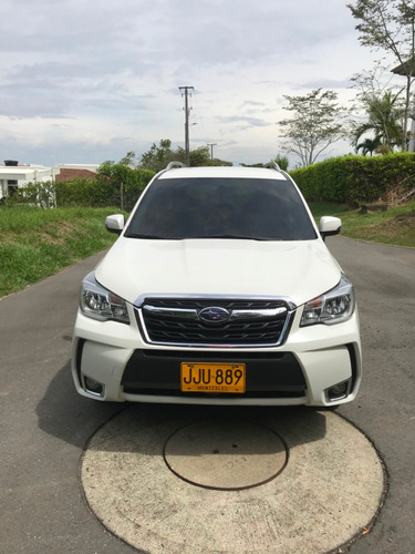 subaru forester cvt premium 2.0 at