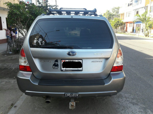 subaru forester forester 2007