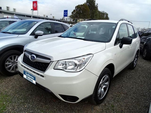 subaru forester  forester 2.0i awd bs 2016