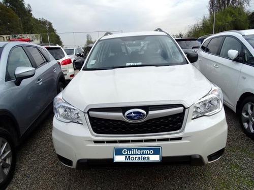 subaru forester forester