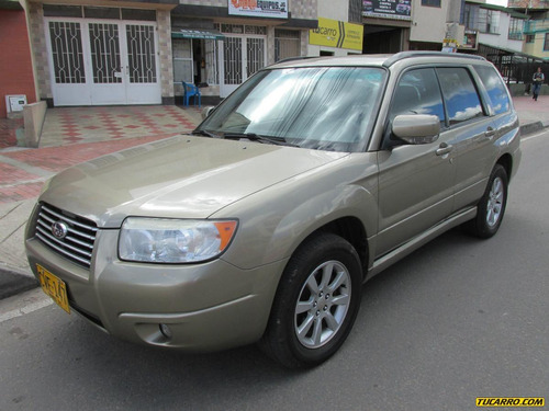 subaru forester forester at