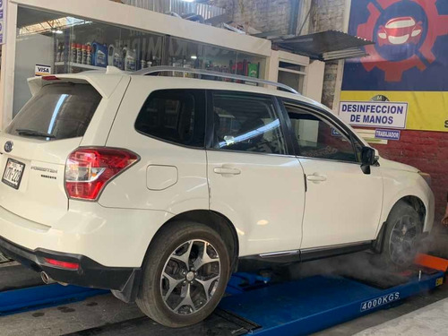 subaru forester limited 2.5 awd