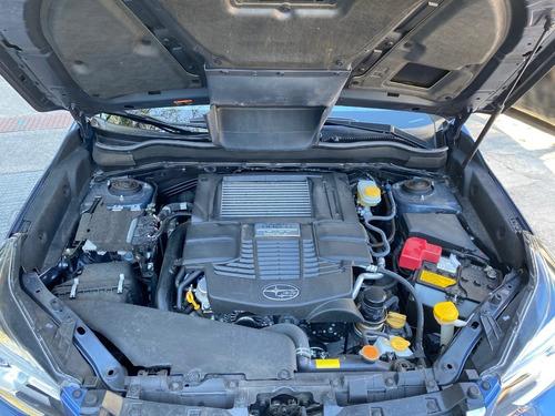 subaru forester xt turbo 240hp 2018