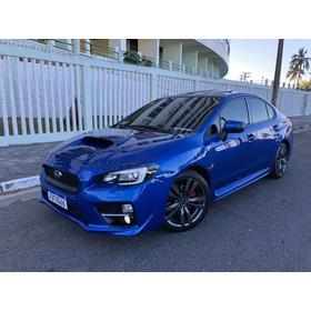 Subaru Impreza 2.0 Wrx Sedan 4x4 16v Turbo 2016 Blindado