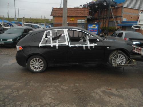 subaru impreza 2008 lataria mecânica vidros rodas acessórios