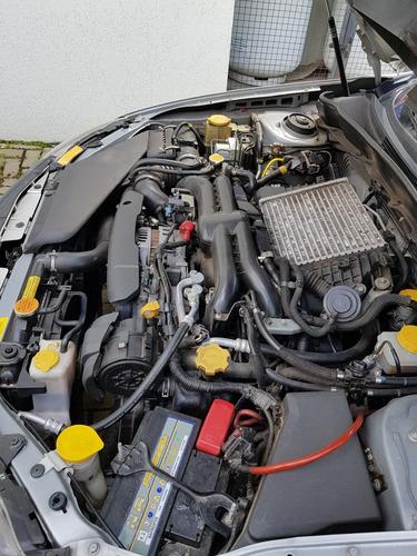 subaru impreza 2.5 wrx turbo awd 5p 2008