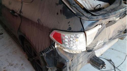 subaru impreza  ano 2011  sucata para peças - planeta motor