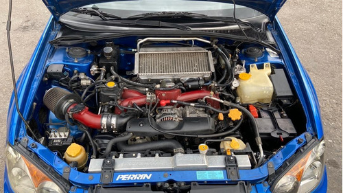 subaru impreza turbo 4x4
