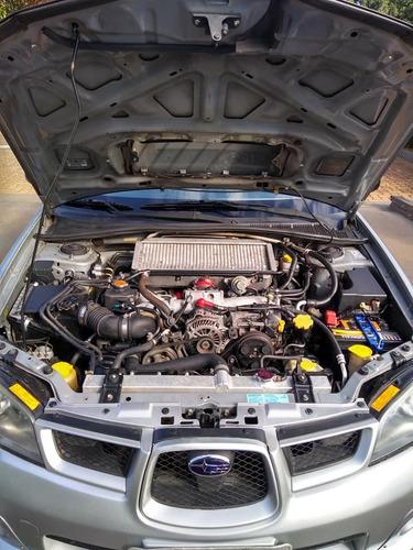 subaru impreza wrx 2.5 16v turbo 4x4 blindado