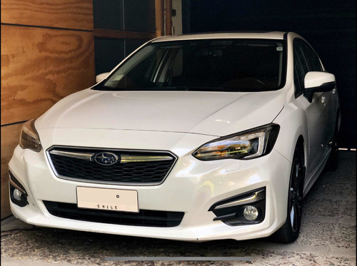 subaru new impreza limited