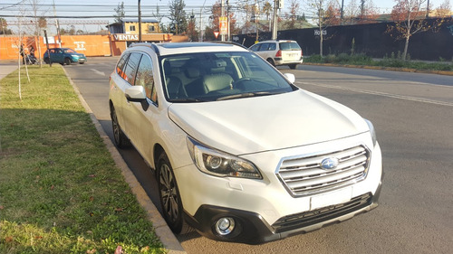 subaru new outback 2.0 diesel limited cvt 2017