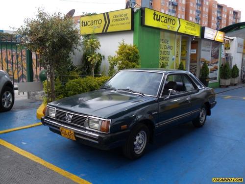 subaru otros modelos coupe 1.8cc mt