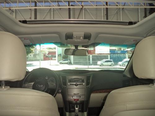 subaru outback 3.6 4x4 i6 24v gasolina 4p automático