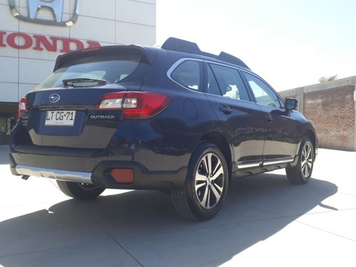 subaru outback limited 2.5i cvt 2020