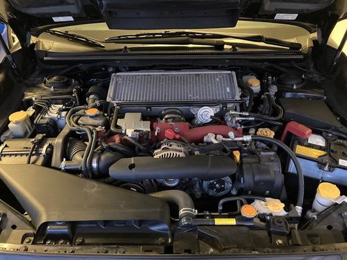 subaru wrx sti 2.5 6mt turbo awd 305cv impreza - único dueño