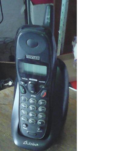 subasta - telefono inalambrico alcatel 2.4ghz oferta