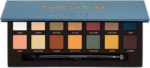 subculture eyeshadow palette  anastasia beverly hills
