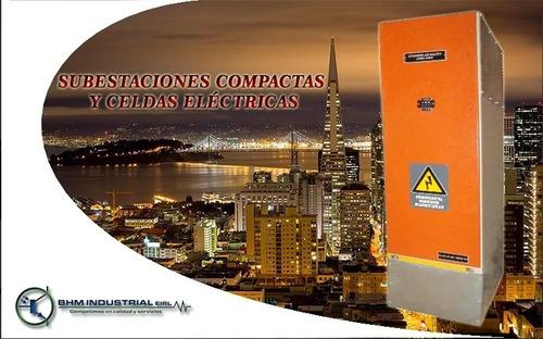 subestaciones y celdas eléctricas bhm
