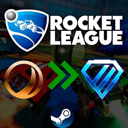 subida de rango rocket league solo pc | rank boost