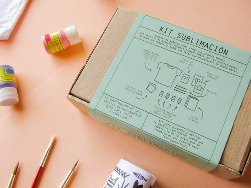 sublimacion para estampar telas de poliester (kit)