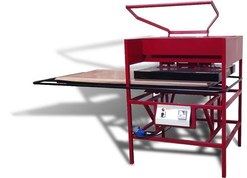 sublimadora gran formato 90x100 cm industrial