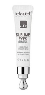 sublime eyes peptides reparador bolsas ojeras idraet