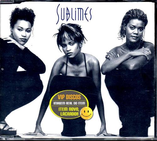 sublimes cd single so pra ser - raro