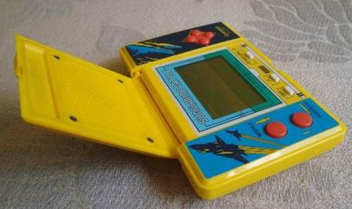 submarine battle casio cg-330 vintage juego portatil