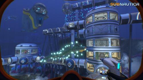 subnautica - playstation 4 (envio hoy)