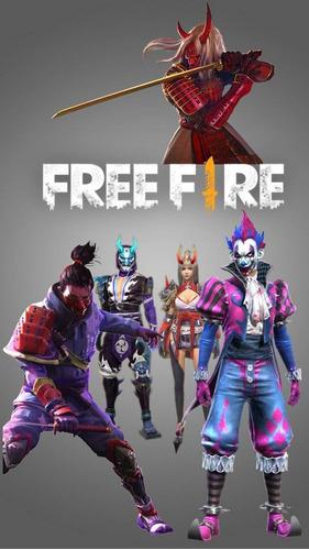 subo cuenta de free fire a paltino 4