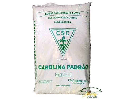 substrato carolina soil padrão germinação sementes 15 litros