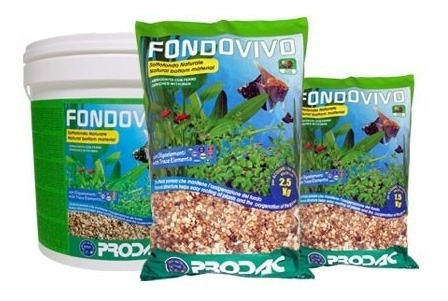 substrato fertilizante prodac fondovivo 1,8 litros (1,5 kg)