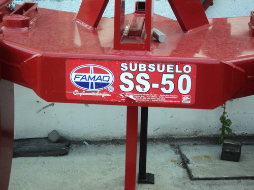 subsuelo marca famaq de 5 puntas nuevo