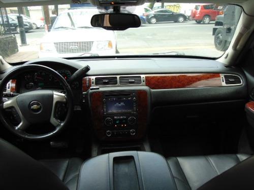 suburban 2011 blindada nivel 5 plus paq g blindaje blindado