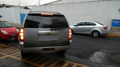 suburban 2013 lt blindaje nivel 5 chevrolet aeropuerto