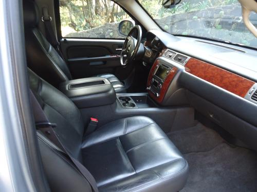 suburban 4x4 blindada niv 3 plus wba alemanes 2011 (nueva)