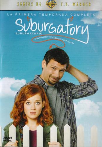 suburgatory suborgatorio primera temporada 1 uno dvd