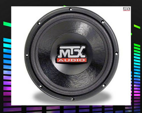 64414e830e3 Mtx Thunder 9500 - Woofers y SubWoofers para Autos en Mercado Libre México