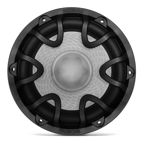 subwoofer 12 polegadas bravox new uxp power 12d4 500w rms