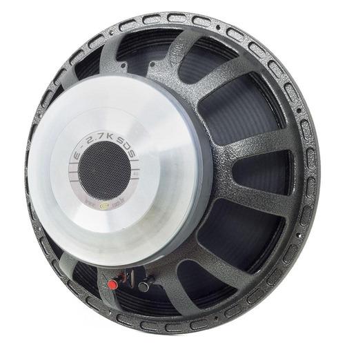 subwoofer 15   e-15 sds 2.7k - 1350 watts rms - 4 ohms  eros